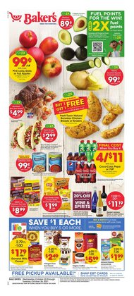Baker's deals in the Baker's catalog ( 1 day ago)