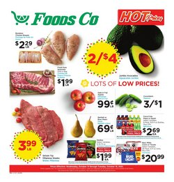 Foods Co catalog ( Expires today)