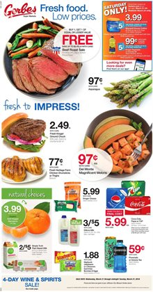 Gerbes deals in the Columbia MO weekly ad