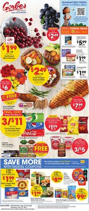 Grocery & Drug deals in the Gerbes catalog ( Expires today)