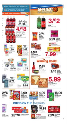 Pizza deals in the JayC weekly ad in Columbus IN