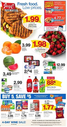 Grocery & Drug deals in the JayC weekly ad in Columbus IN
