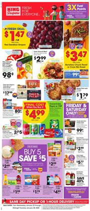 King Soopers deals in the Denver CO weekly ad