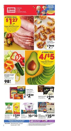 King Soopers catalogue ( 2 days left )