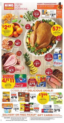 Grocery & Drug offers in the King Soopers catalogue in Denver CO ( Expires tomorrow )