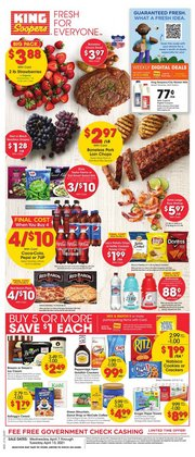 King Soopers catalogue ( 3 days left )