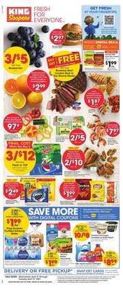 King Soopers catalogue ( Published today )