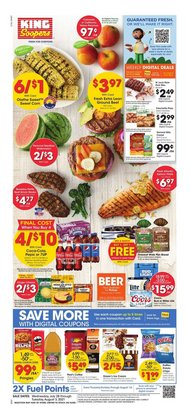 King Soopers deals in the King Soopers catalog ( Published today)