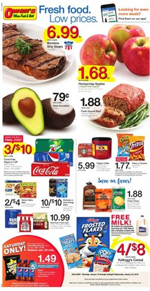 Owen's deals in the Warsaw IN weekly ad