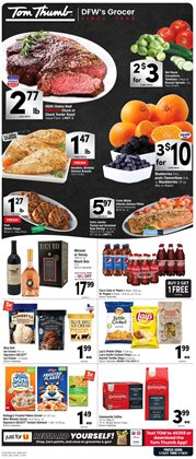 Grocery & Drug offers in the Tom Thumb catalogue in Mobile AL ( Expires today )