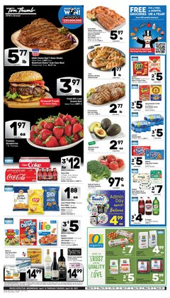 Grocery & Drug offers in the Tom Thumb catalogue in Mobile AL ( Expires tomorrow )