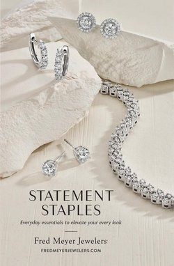 Jewelry & Watches deals in the Fred Meyer Jewelers catalog ( 7 days left)