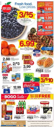 Pay Less deals in the Reseda CA weekly ad
