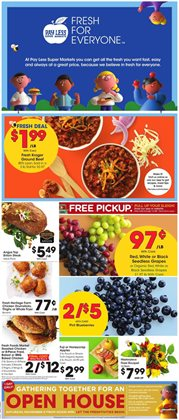Pay Less deals in the Long Beach CA weekly ad