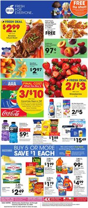 Grocery & Drug offers in the Pay Less catalogue in Anderson IN ( Expires tomorrow )