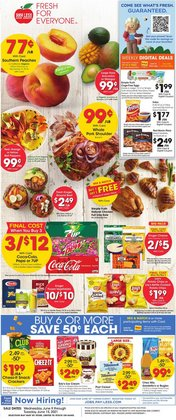 Grocery & Drug deals in the Pay Less catalog ( 3 days left)