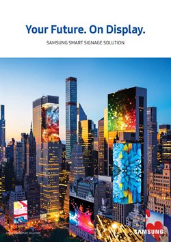 Electronics & Office Supplies offers in the Samsung catalogue ( More than a month )