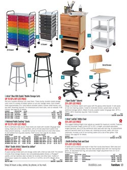 Shelving deals in the Blick weekly ad in Savannah GA