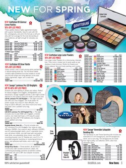 Mirror deals in the Blick weekly ad in New York
