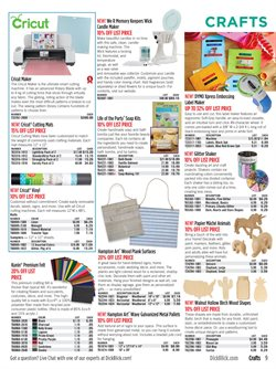 Container deals in the Blick weekly ad in New York