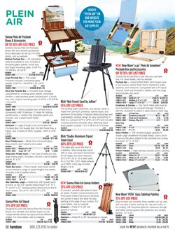 Furniture deals in the Blick weekly ad in New York