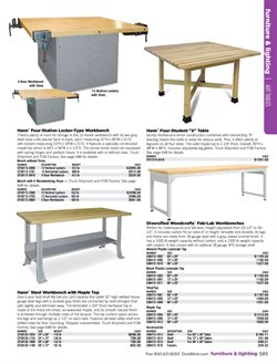 Workbench deals in Blick