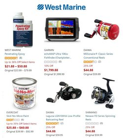 West Marine catalogue in Lorain OH ( Expired )