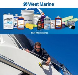 Department Stores offers in the West Marine catalogue in Richmond VA ( 2 days left )