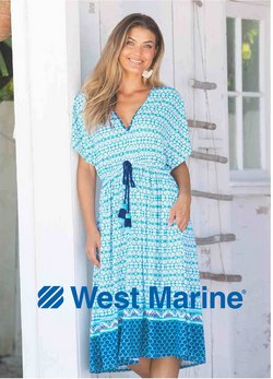 Department Stores deals in the West Marine catalog ( Expires today)