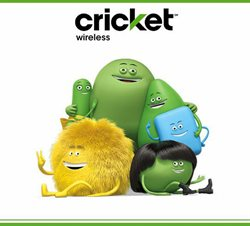 Cricket Wireless deals in the Houston TX weekly ad