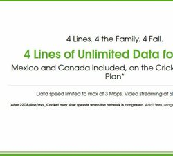 Video deals in the Cricket Wireless weekly ad in Fullerton CA