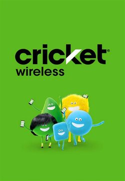 Electronics & Office Supplies deals in the Cricket Wireless weekly ad in Acworth GA