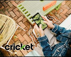 Central Mall deals in the Cricket Wireless weekly ad in Lawton OK