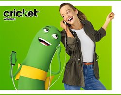 Electronics & Office Supplies offers in the Cricket Wireless catalogue in Pineville NC ( 8 days left )