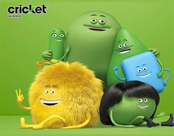 Cricket Wireless catalogue ( 21 days left )