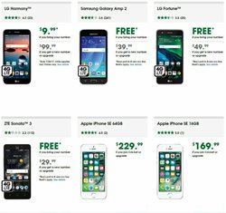 Electronics & Office Supplies deals in the Cricket Wireless weekly ad in Johnstown PA