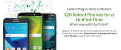 Cricket Wireless deals in the Garden Grove CA weekly ad