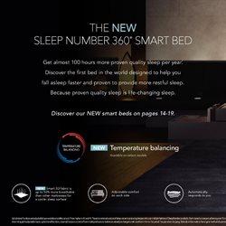 Models deals in Sleep Number