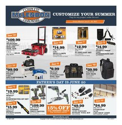 Home & Furniture deals in the McLendon catalog ( Expires today)