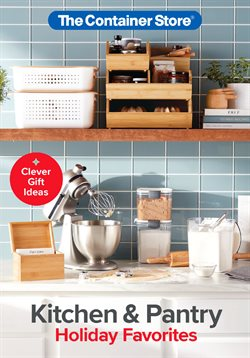 Home & Furniture offers in the The Container Store catalogue in Lincolnwood IL ( 26 days left )
