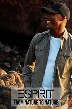 Clothing & Apparel deals in the Esprit catalog ( 21 days left)
