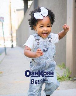 Kids, Toys & Babies deals in the Osh Kosh catalog ( 5 days left)