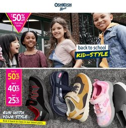 Kids, Toys & Babies deals in the Osh Kosh catalog ( Published today)
