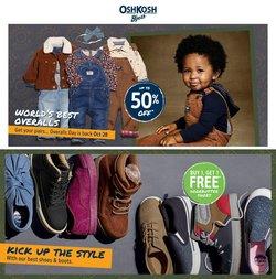 Kids, Toys & Babies deals in the Osh Kosh catalog ( 6 days left)