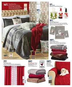 Curtains deals in the Christmas Tree Shops weekly ad in New York