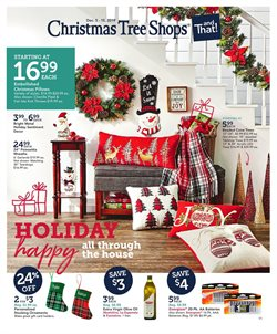 Home & Furniture deals in the Christmas Tree Shops weekly ad in Worcester MA