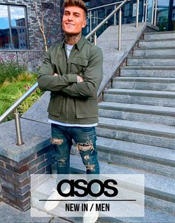 Clothing & Apparel offers in the ASOS catalogue in Panorama City CA ( 10 days left )