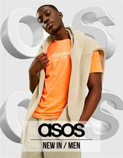 ASOS catalogue ( More than a month )