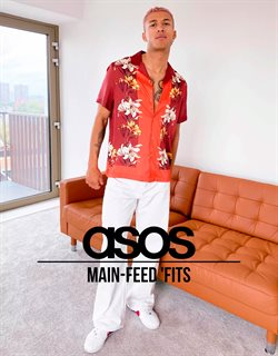 Clothing & Apparel deals in the ASOS catalog ( 28 days left)