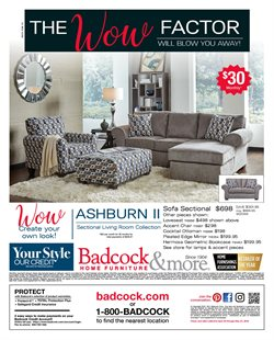 Home & Furniture deals in the Badcock weekly ad in Bessemer AL